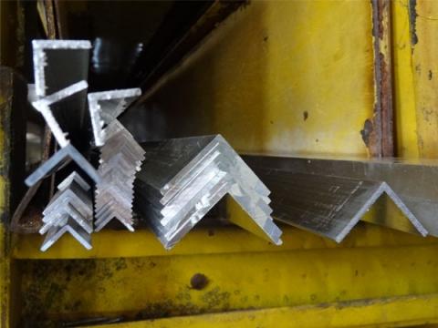 Alumínium L profil
