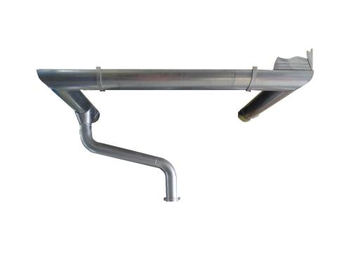 Horganyzott acél csatorna, 0,5 mm
